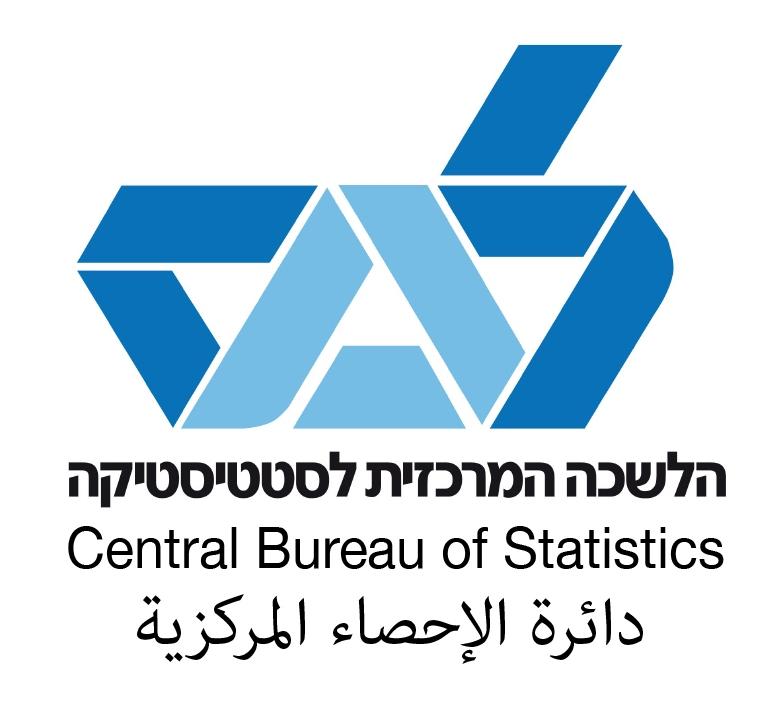 הלשכה המרכזית לסטטיסטיקה- פריט גרפי - לוגו