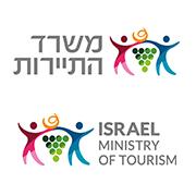 Ministry Of Tourism  משרד התיירות- פריט גרפי - לוגו